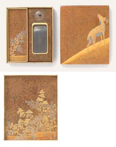 A FINE SUZURIBAKO [WRITING BOX