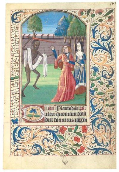 BOOK OF HOURS, use of Tours, i