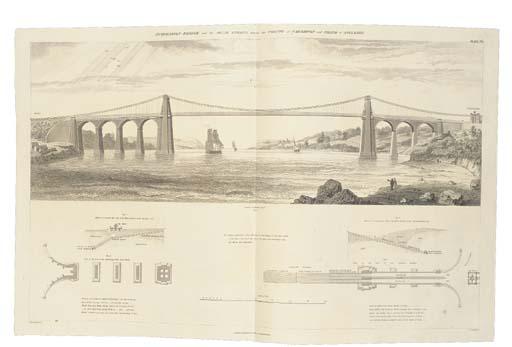 TELFORD, Thomas (1757-1834). The Life of Thomas Telford. Edited by John Rickman. London: Payne and Foss, 1838.
