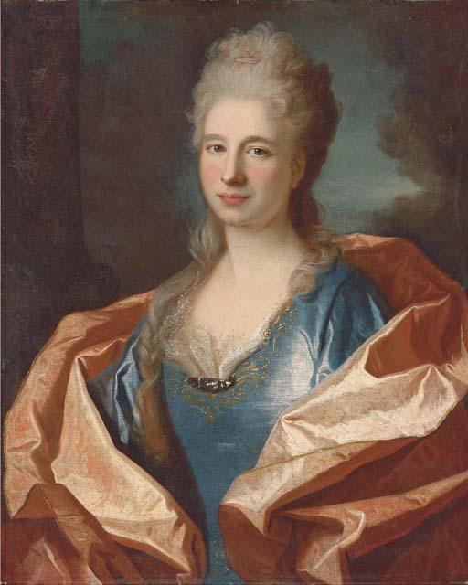 Jean Ranc (Montpellier 1674-1735 Madrid)