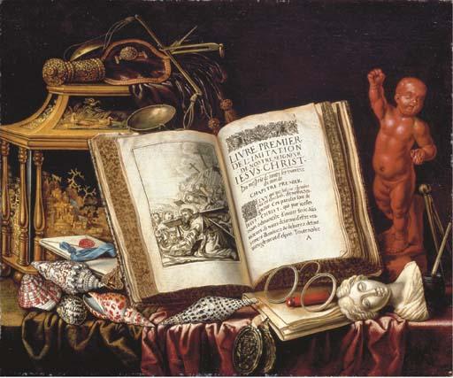 Simon renard de saint andr paris 1613 1677 a vanitas still life christie 39 s - Vanite simon renard de saint andre ...