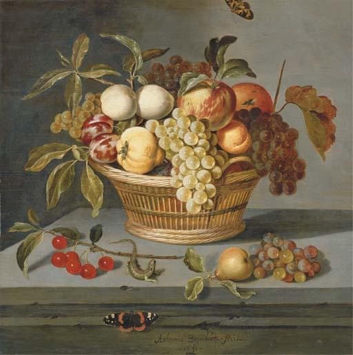 Ambrosius Bosschaert II  (Arnemuiden 1609-1645 Utrecht)