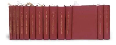Antiquarian Horology, vols. 1-
