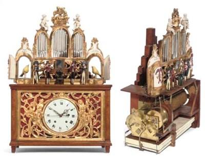 A South German musical automat
