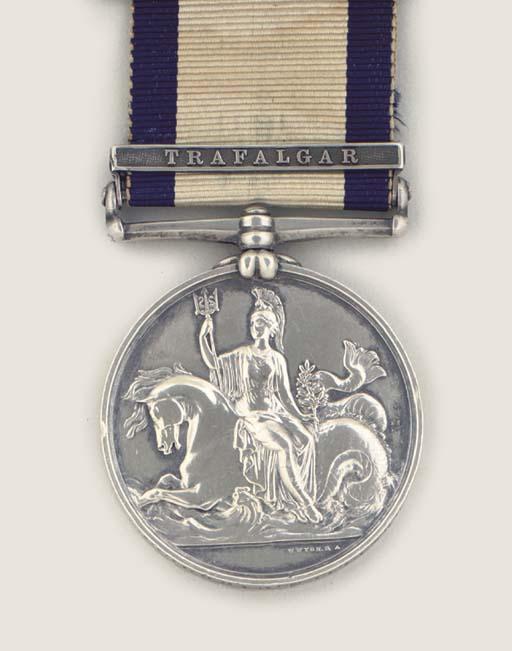 Naval General Service Medal, 1