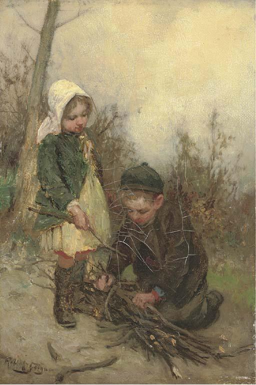 Robert McGregor, R.S.A. (1848-