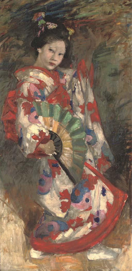 Edward Atkinson Hornel (1864-1