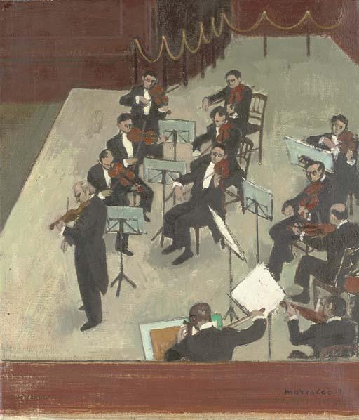 Alberto Morrocco, R.S.A., R.S.