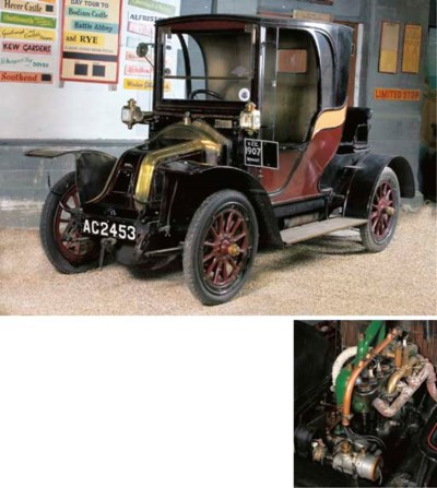 1907 RENAULT 10/14HP TYPE AM F