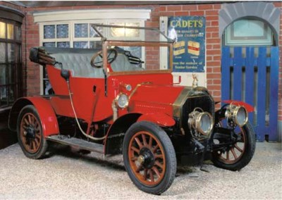 1911 SWIFT 10-12HP TWO SEATER