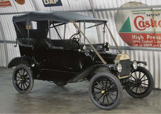 1915 FORD MODEL T FOUR SEATER