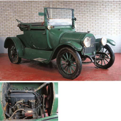 1914 STUDEBAKER 15-20HP MODEL