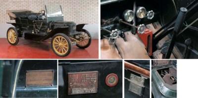 1911 STANLEY 10 HP MODEL 63 FO