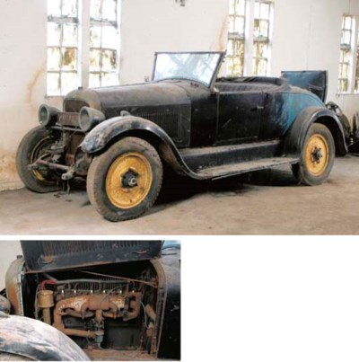 c.1928 STUDEBAKER TWO SEATER R