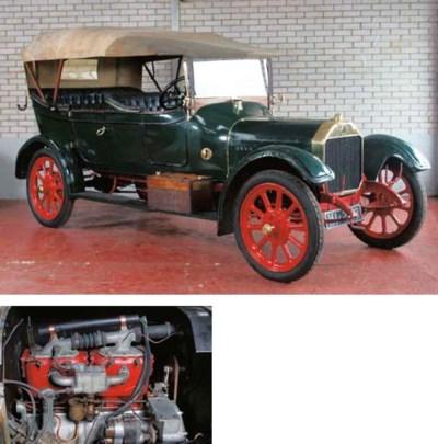 1915 SWIFT 15.9HP TOURER