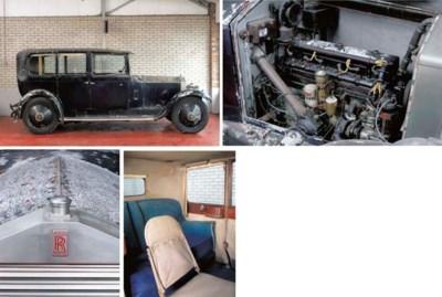 1928 ROLLS-ROYCE 20HP SIX LIGH