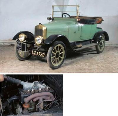 1915 CALTHORPE MINOR 10HP TWO