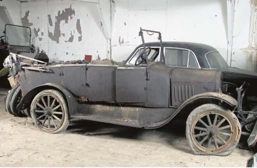 c.1925 FORD MODEL T TOURER