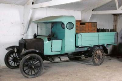 c.1925 FORD MODEL TT PICK-UP T