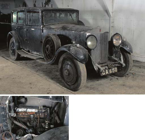 1930 ROLLS-ROYCE 20/25hp SIX L