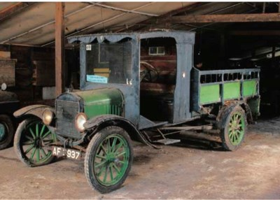 1921 FORD MODEL TT PICK-UP TRU