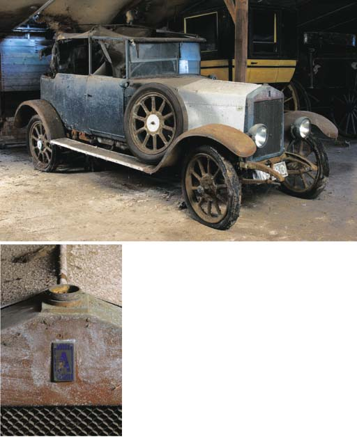 1922 GWYNNE ALBERT G3 ALL WEAT