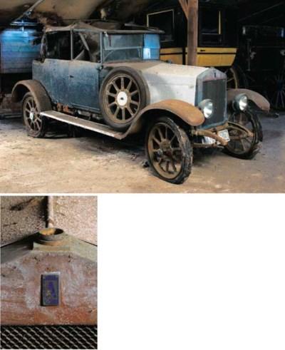 1922 GWYNNE ALBERT G3 ALL WEAT