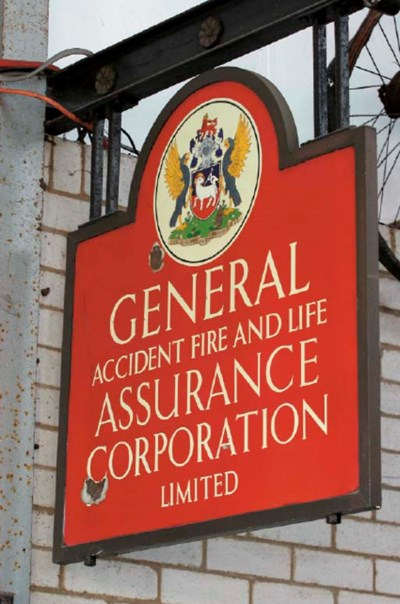 General Accident - Fire, Life