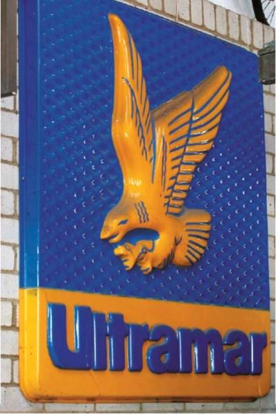 Ultramar - A large embossed Pe