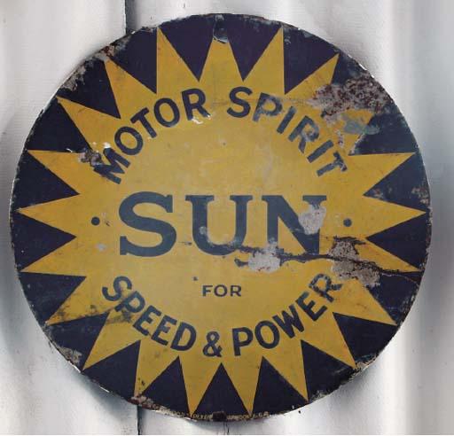 Sun Motor Spirit -
