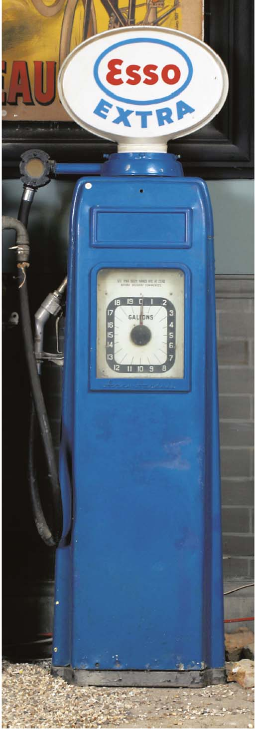Esso - An early post-war petro