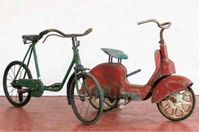 Mobo - Scooter; An early post-