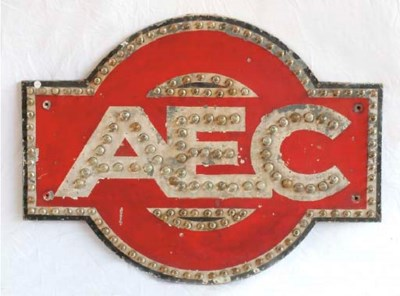 AEC - An early advertising sig