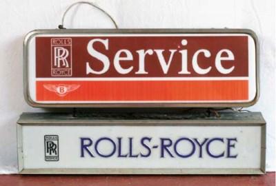 Rolls-Royce, - R-R