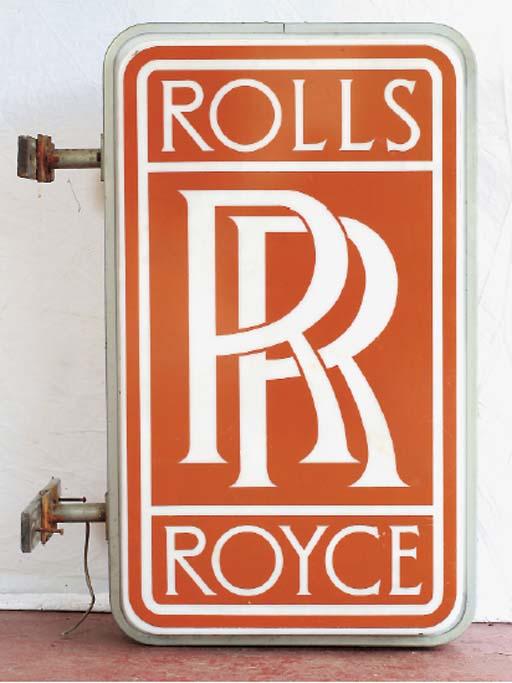 Rolls-Royce & Bentley - A post