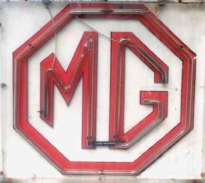 MG - An early postwar illumina