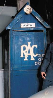 RAC - Patrol Box - Rayleigh; A