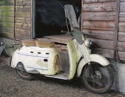 c.1958 Auto Union Scooter