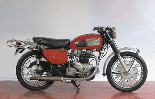 1950s AJS