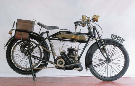 c.1921 The James