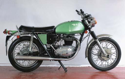 1972 BSA