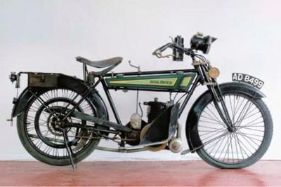 1921 Royal Enfield
