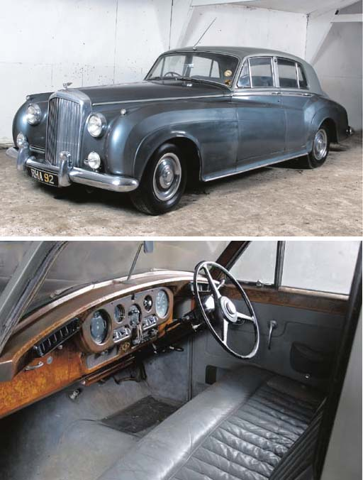 1961 BENTLEY S2 STANDARD STEEL