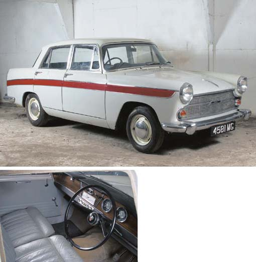 1962 AUSTIN A60 CAMBRIDGE FOUR