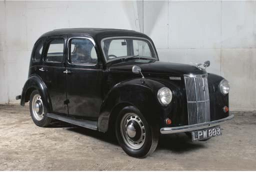 1950 FORD PREFECT E493A FOUR D