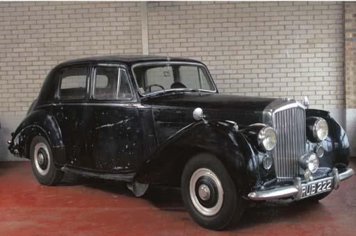 1953 BENTLEY R-TYPE STANDARD S