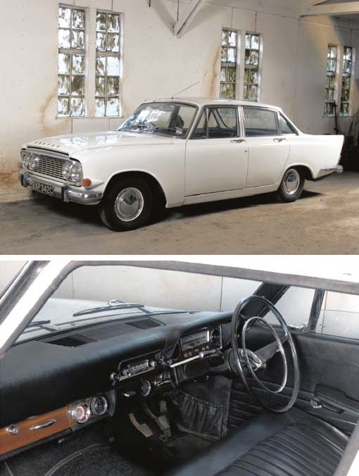 1965 FORD ZODIAC MK III FOUR-D