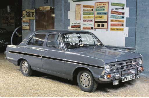 1965 VAUXHALL VX 4/90 FC FOUR