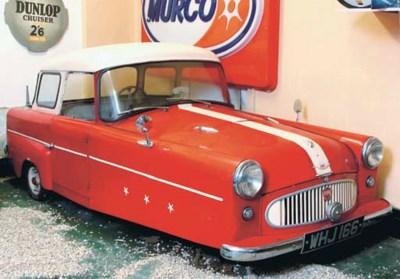 1960 BOND MINICAR Mk F THREE W