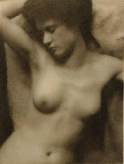 ALFRED STIEGLITZ (1864-1946) &